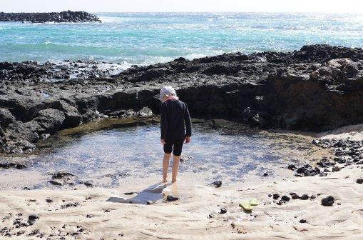 Strandfreuden in Costa Teguise